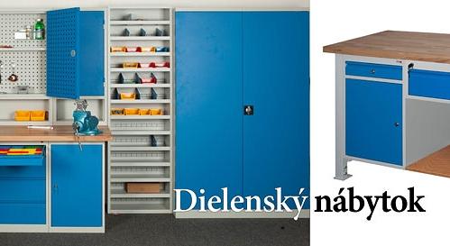 e1afc9edcd189 Kovový nábytok Rudeta - šatníkové skrinky, kovové skrine, dielenský ...